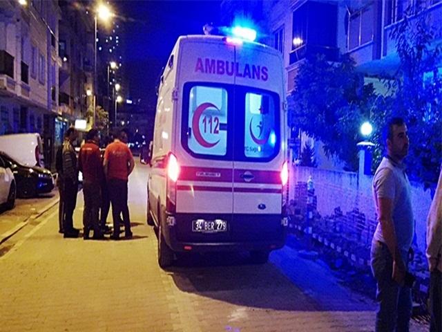 Esenyurt'ta bir kadın 4 katlı binadan düştü