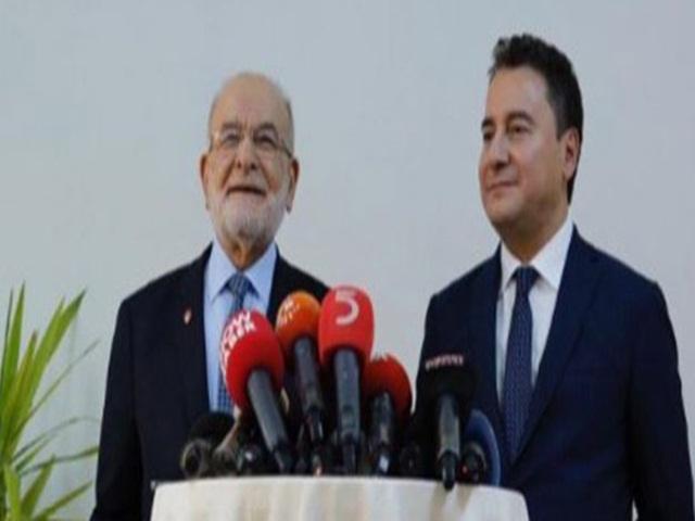 Temel Karamollaoğlu ile Ali Babacan arasında kritik görüşme!