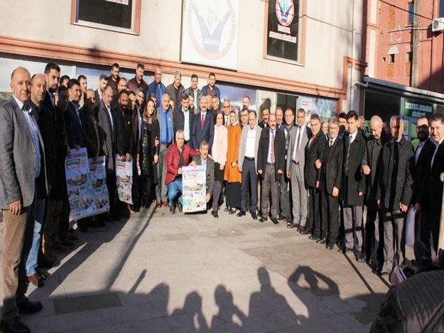 4. Kars Ardahan Iğdır Yöresel Ürünler ve Kültür Festivalinde Heyecan Başlıyor