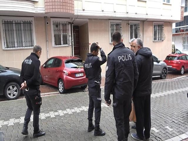 Esenyurt'ta pencereden düşen kadın öldü