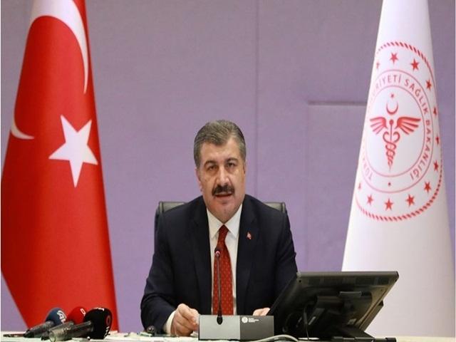 Sağlık Bakanı Fahrettin Koca'dan 'bahar' uyarısı