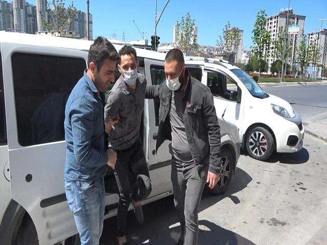 Suriyeli Suç Makinesi Yakalandı!