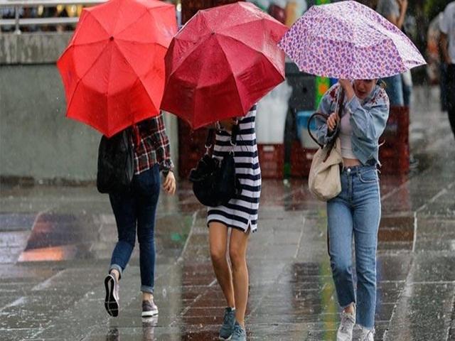 Meteoroloji'den sağanak yağış uyarısı geldi