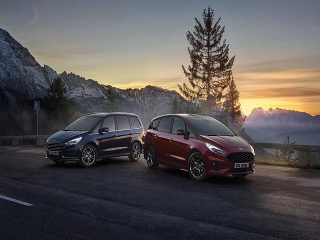 2021 Ford S-Max hibrit seçeneğe kavuştu