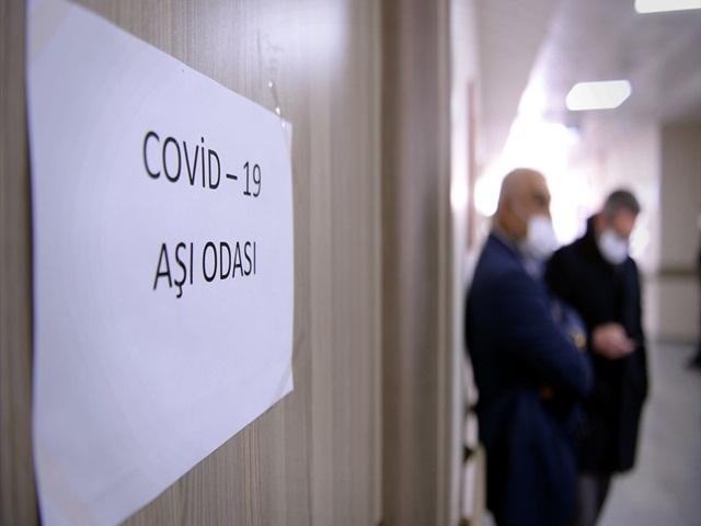 İşte Ardahan'da aşı olan kişi sayısı
