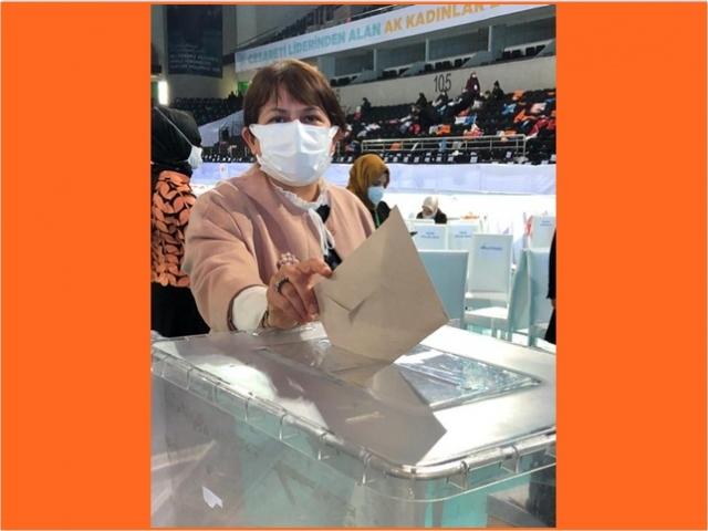Başkan Bozdağ, AK Parti Genel Merkez Kadın Kolları'nda yer aldı