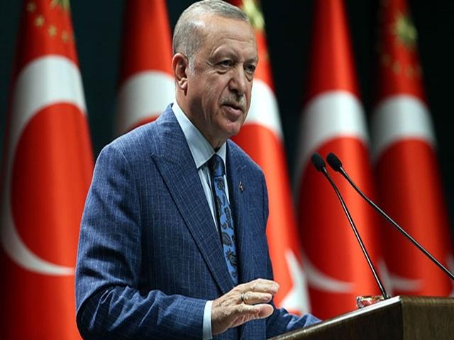 Cumhurbaşkanı Erdoğan'dan Tedbirlerle ilgili flaş açıklama