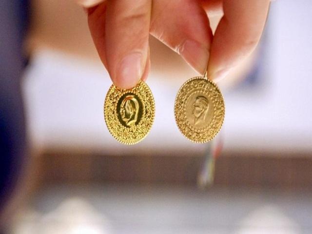 İşte çeyrek ve gram altının yeni fiyatı!