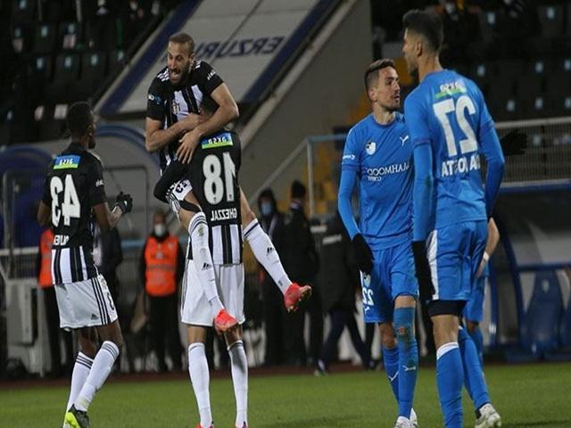 Erzurumspor - Beşiktaş: 2-4