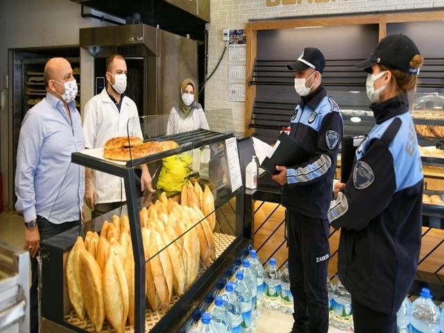 Esenyurt Zabıtası'ndan Fırınlara Ramazan Denetimi