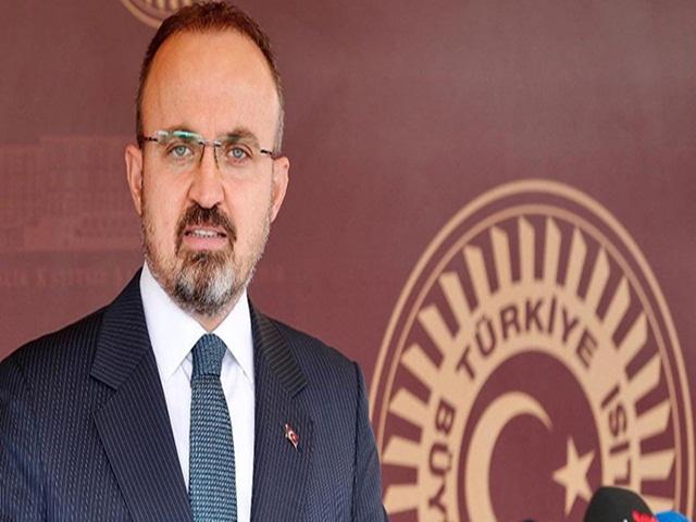 AK Parti Grup Başkanvekili Turan'dan yeni anayasa mesajı!