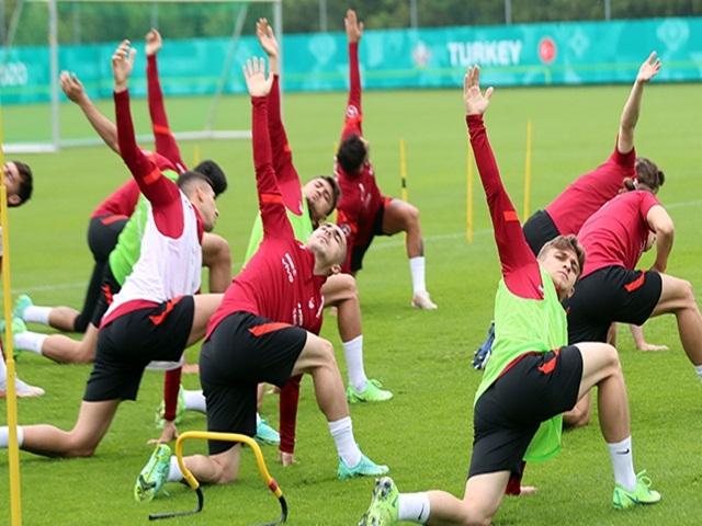 EURO 2020 için A Milli Takım'ının hazırlıkları sürüyor