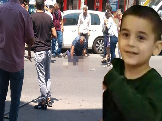 Esenyurt'ta pikabın çarptığı 6 yaşındaki Musa İpek hayatını kaybetti