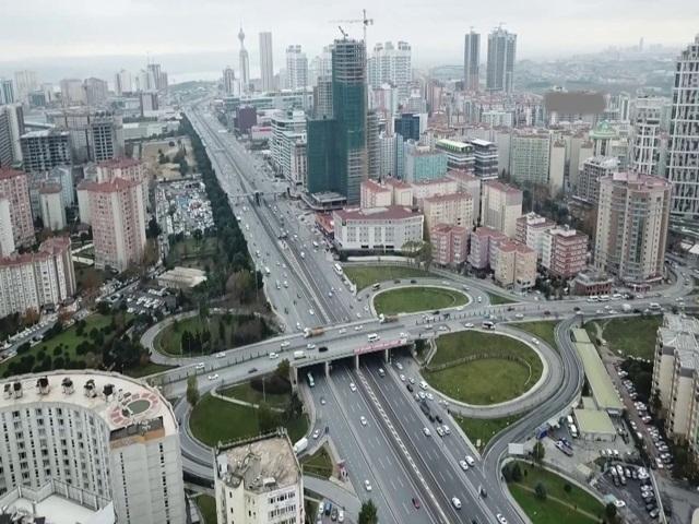 İstanbul'da Havada tespit edip karada ceza yazdılar!