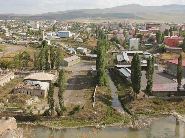 Ardahan'da 'Millet Bahçesi' yapımı ihaleye çıktı