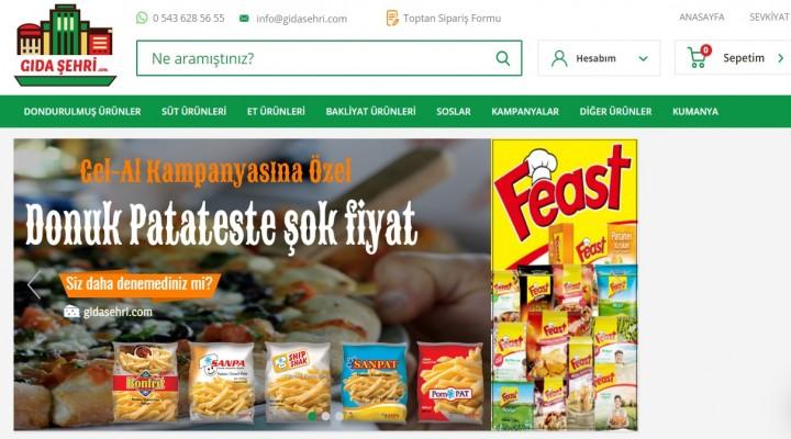 Tasarruf İçin Online Toptan Gıda Alışverişi Yapın