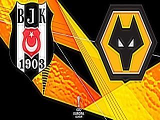 Beşiktaş - Wolverhampton maçının 11'leri açıklandı