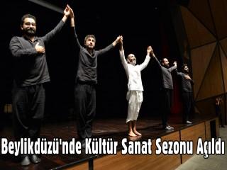 Beylikdüzü'nde Kültür Sanat Sezonu Açıldı