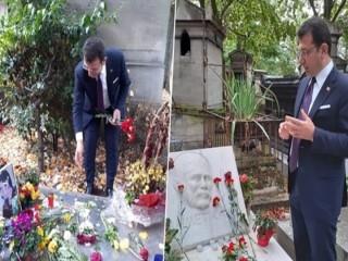 İmamoğlu'ndan Paris'te dikkat çeken iki ziyaret