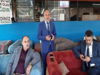 KAISİAD Başkanı Orhan Gökçe'den Gazetecilere Tanıtım Günleri ile alakalı açıklama