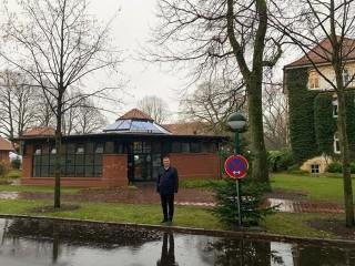 Başkan Bozkurt 'Esenyurt Yaşam Merkezi' için Almanya'da