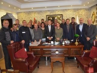 Başkan Demir; Belediye Personeline Yüzde 40 Zam Yaptı