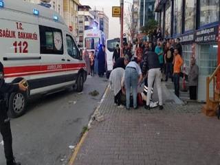 Esenyurt'ta silahlı saldırı: 2 yaralı