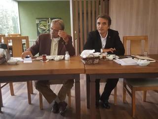 Şahin Aydın CHP Esenyurt'a Talip oldu