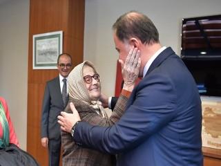 Başkan Çalık Halk Gününde vatandaşlarla bir araya geldi