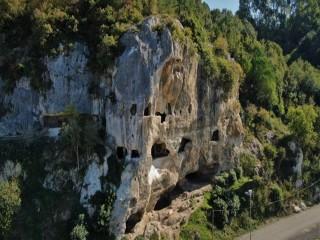 Çatalca İnceğiz Mağaraları çöp yığınına döndü
