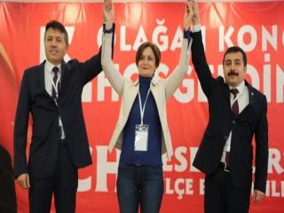 CHP Esenyurt İlçe Başkanı Hüseyin Ergin oldu