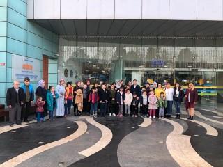 Esenyurt Belediyesi'nden Özel Çocuklara Kültür Gezisi