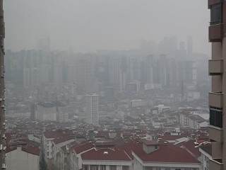 Esenyurt ve 3 ilçede hava kirliliği zirve yaptı