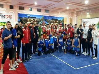 Esenyurt'un evlatları Wushu Kung Fu Şampiyonu