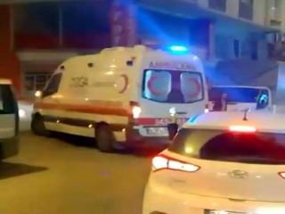 Ambulans sirenleri eşliğinde Lütfen evinde kal çağrısı