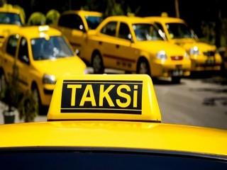 İstanbul'da Bir Yasakta Taksilere Geldi