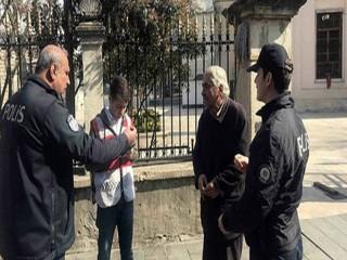 Karantina kurallarına uymayan çifte 6 bin 300 lira ceza kesildi