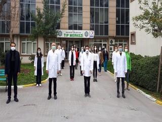 Cemil Hoca için Çapa Tıp Fakültesi'nde anma töreni