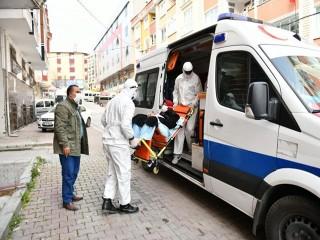 Esenyurt Belediyesi'nin Ambulans Hizmetleri Devam Ediyor