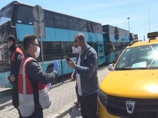 Esenyurt'ta taksiciye aynı gün içinde aynı yerde iki kez ceza