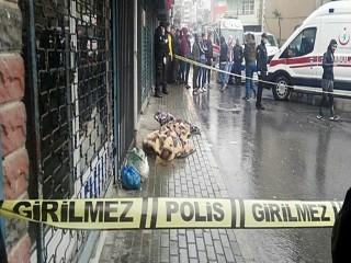Sokak ortasında bir anda yere yığılan adam öldü!