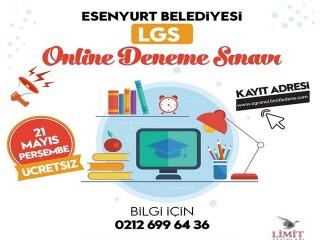 Esenyurt Belediyesi'den gençlere online sınav desteği