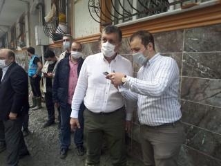 Başkan Bozkurt; Su Baskınları Ranta Dayalı Yapılaşmadan Kaynaklanıyor