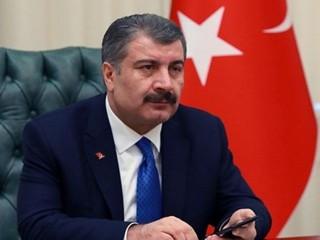 Sağlık Bakanı Fahrettin Koca 5 Haziran koronavirüs bilançosunu açıkladı