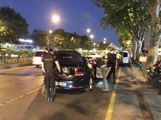 Dün akşam Esenyurt abluka altındaydı: Suça ve suçlulara geçit yok!