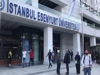 Esenyurt Üniversitesi'nde 35 akademisyen işten çıkartıldı