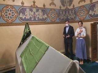 Başkan Bozkurt, Hacı Bektaş-ı Veli'yi anma etkinliklerine katıldı