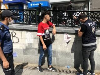 Esenyurt'ta maske takmayanlara ceza yağdı