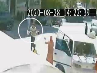 Esenyurt'ta vicdansız sürücü küçük çocuğu çarpıp kaçtı