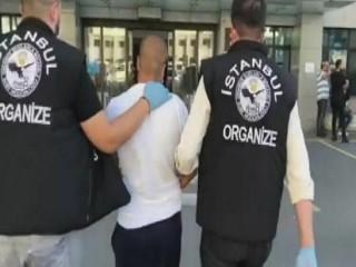 Eski Futbolcu silah kaçakçılığından Esenyurt'ta tutuklandı